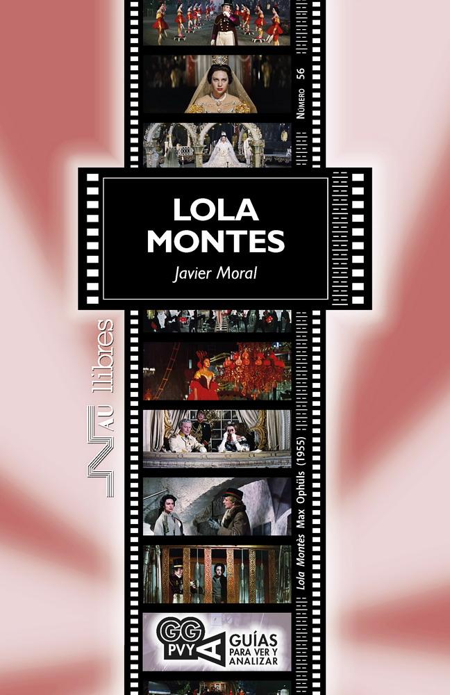 Presentamos la nueva Guía para ver y analizar Lola Montes en la Fira del Llibre de Valencia