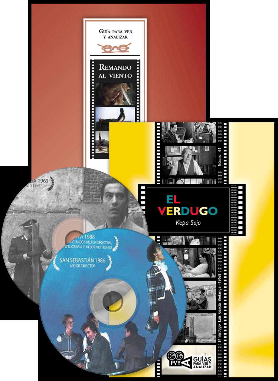 Pack de obras maestras del cine español, existencias limitadas. ¡Ya en preventa!